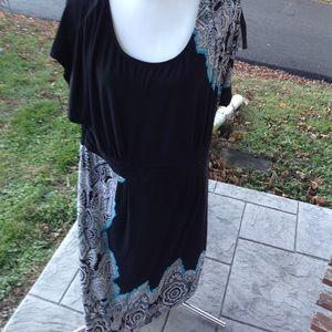 Avenue dress.